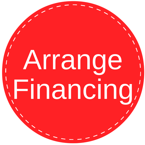 Small Buttons - Arrange Financing